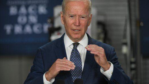 El alza de precios publicada este miércoles es mucho más fuerte de la esperada, esto representaría un obstáculo para los planes de Joe Biden.