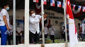 San Miguelito celebra con sobrios actos el 28 de noviembre