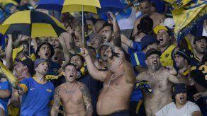 Boliviano Lampe llega a Boca para semis de Libertadores