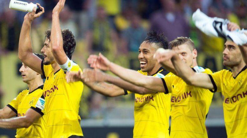 El Borussia Dortmund arranca con 4-0 al Mönchengladbach