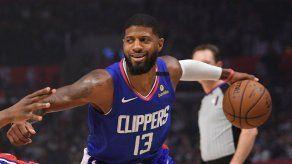 George firma extensión de contrato multianual con Clippers