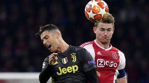 De Ligt llega a la Juventus por 75 millones de euros