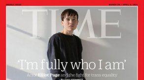 Elliot Page concede su primera entrevista como hombre trans