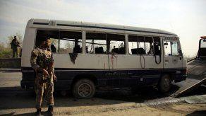 Afganistán: accidente de helicóptero deja 9 soldados muertos