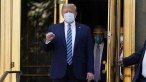 Trump retoma campaña con actos públicos