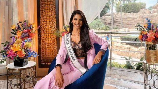 ¿Están listas para mover el bote?, Carmen Jaramillo a sus compañeras del Miss Universo, previo al inicio de los ensayos