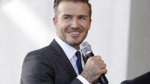 MLS: Beckham anunciará el lunes plan para equipo en Miami
