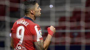 Simeone sobre LaLiga: Entramos en la zona Suárez