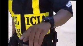 La Policía tomará medidas disciplinarias contra unidad del DNOT tras filtración de video