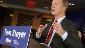 Un magnate ecologista invierte en campaña contra Donald Trump en EEUU
