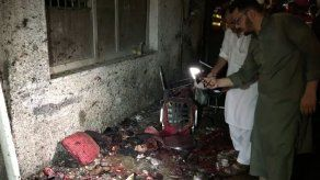 Doce muertos y 30 heridos en atentado suicida en acto electoral en Pakistán