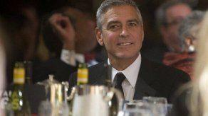 George Clooney acude al rescate de los dirigentes de Sony Pictures