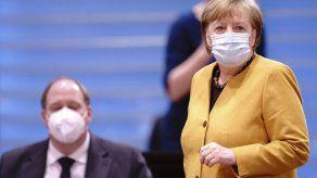 Merkel pide más flexibilidad para combatir la pandemia