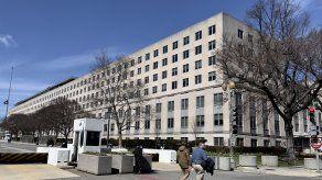 Edificio del Departamento de Estado de Estados Unidos.