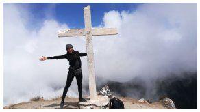 Hacia la cima del Volcán Barú