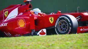 Fernando Alonso: El domingo toca remontar