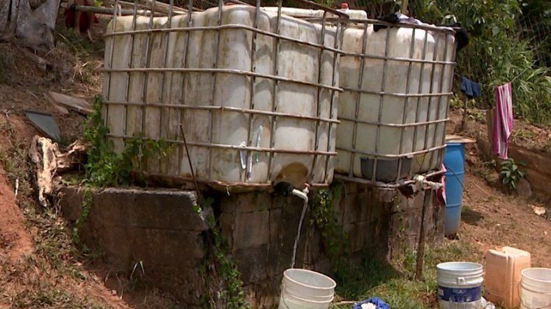 Idaan atribuye falta de agua en Panamá Oeste a crecimiento de la población