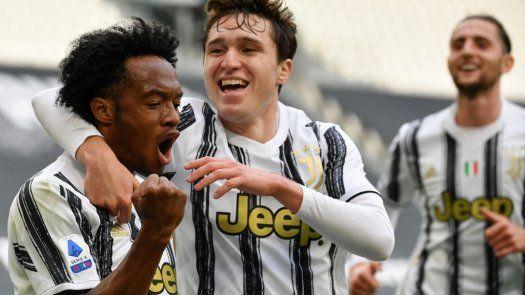 Juventus respira con triunfo vs Inter y sueña con Champions