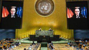 Asamblea ONU comenzó con unidad pero termina con división