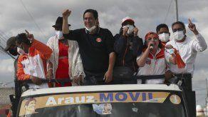 Ecuador: últimas horas de inusual campaña presidencial
