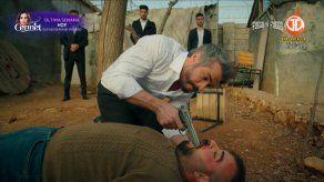 Firat amenaza al hombre que intentó matar a Miran y le revela quien se lo ordenó.
