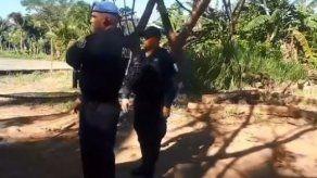 Policía Nacional rescata en manglar a comerciante privado de su libertad