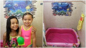 Tips para que la hora del baño de los niños sea más divertida