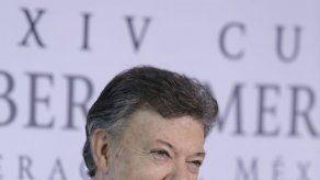 Santos rechaza acusaciones de persecución política en su Gobierno