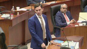 Vásquez presenta anteproyecto de Ley que busca establecer política pública educativa