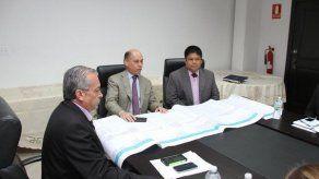 Aguilera y Bethancourt inician proceso de transición en Ministerio de Seguridad
