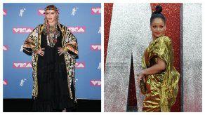 Madonna y Rihanna