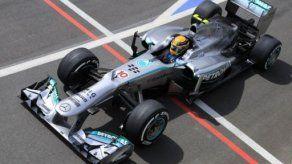 Hamilton saldrá en pole position en el GP de Gran Bretaña de F1