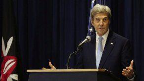 Kerry develará el miércoles visión de EEUU sobre paz israelo-palestina