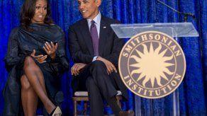 Los Obama producen para Netflix la adaptación de un libro sobre Trump
