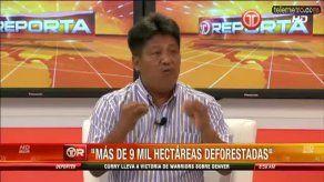 Presidente de Comarca Emberá se refiere a conflicto de tierras en Darién