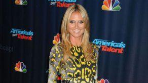 Heidi Klum se inspira en el estilo de Gwen Stefani