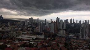 Advierten incursión de onda tropical N°40 sobre Panamá en las próximas 20 o 30 horas