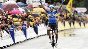 Navardauskas gana la etapa 19 del Tour