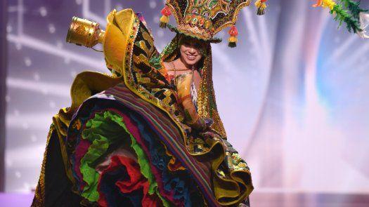 Sigue la Competencia de Trajes Típicos del Miss Universo 2020