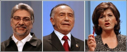 A horas de elección que podría cambiar historia paraguaya