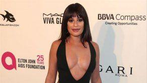 Lea Michele niega un posible regreso de Glee
