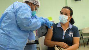 La jornada de vacunación contra COVID-19 en Herrera y Los Santos se realizó el 28 y 29 de abril.