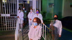 Asociación Nacional de Enfermeras de Panamá anuncian paro de labores por 24 horas a nivel nacional.