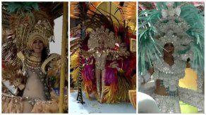 Lujo y sorpresas en Las Tablas durante el Lunes de Carnaval