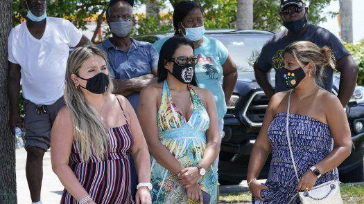 Los datos federales divulgados el sábado mostraron que Florida reportó 21.683 casos nuevos de COVID-19, la cifra diaria más alta del estado desde el inicio de la pandemia.