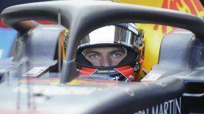 Verstappen impone récord en segunda práctica para GP de Alemania