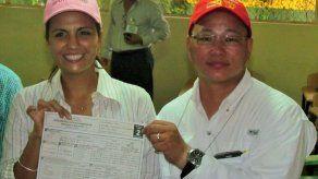 Suplente de Ana Giselle Rosas de Vallarino renuncia a su candidatura