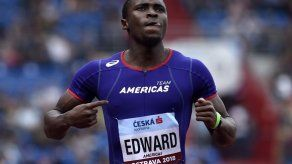 Alonso Edward no se presentó en los 200 metros del Mundial de Atletismo