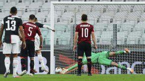 Cristiano Ronaldo busca revancha en  final de Copa de Italia