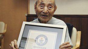 Fallece el hombre más viejo del mundo a los 112 años